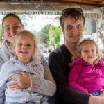 Cestování v karavanu a práce s dětmi