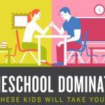 Domácí vzdělávání vs. tradiční škola – pár zajímavých faktů z USA