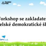 Workshop se zakladateli izraelské demokratické školy