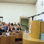 Přednáška Petera Graye 2016 s účastí zakladatelů izraelské demokratické školy
