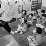 Učitelé z mateřských škol se přimlouvají za štěstí dětí