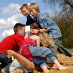 Děti při svých hrách dodržují zlatá pravidla férovosti